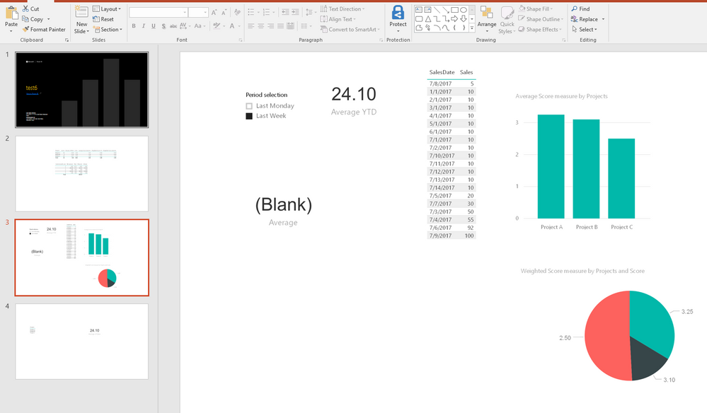 PowerPoint Export Issue - Tiles Grouped - Microsoft Power BI Community