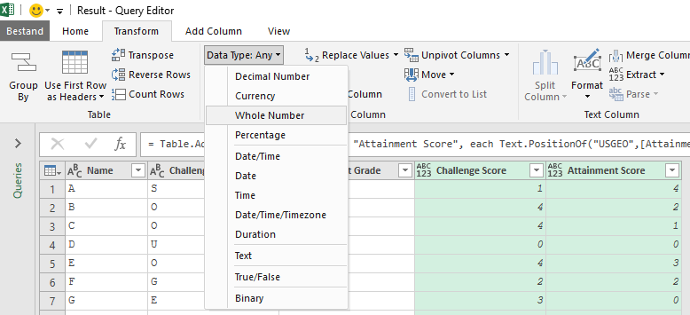 Solved: Add an extra column from excel source - Microsoft Power BI