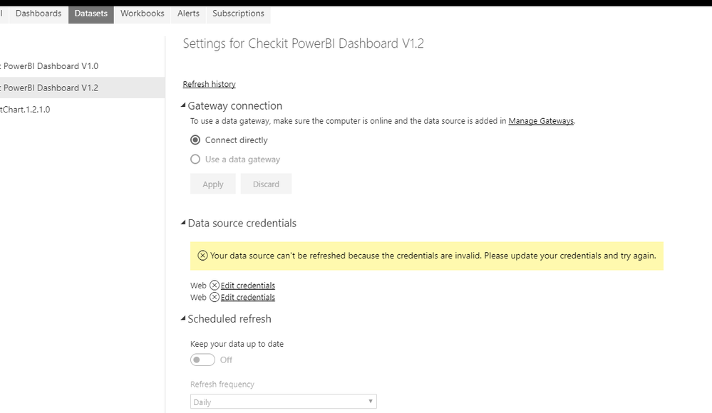 Solved: Connecting PowerBI Web Service to a REST API - pos