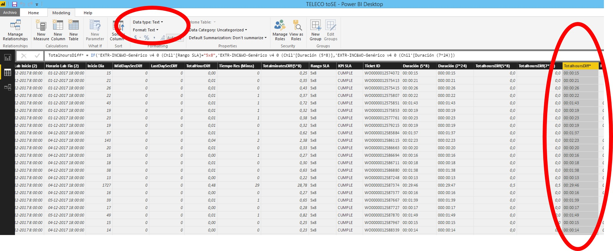 Convert Minutes Into Hours And Seconds Not Days Getting A Calculated Column Able To Sum
