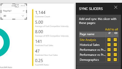 Solved: Synchronized Slicers - Microsoft Power BI Community