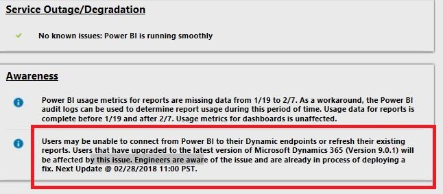 Solved: Can't connect to Microsoft Dynamics 365 Web API (v