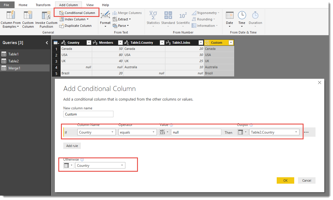 Solved: Joining multiple tables/queries - Microsoft Power BI