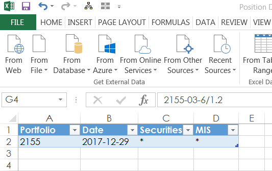 Solved: Power Query - Dynamic Parameters - Microsoft Power