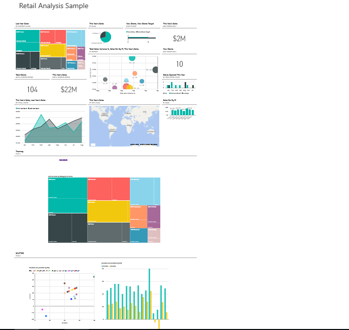 Printing issue from service - Microsoft Power BI Community