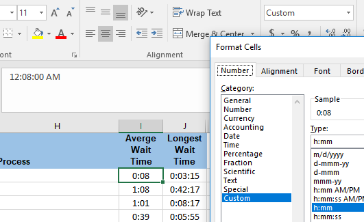 Solved: Converting true time value into duration in second