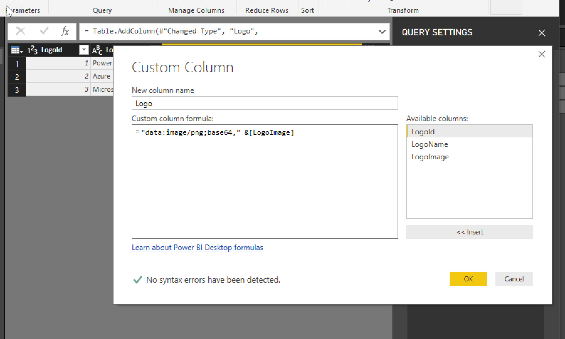 Solved: How to use Images Stored in a SQL Server Table wit