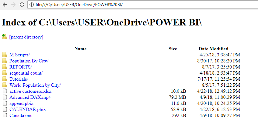 Solved: Updating a Changing Data Source File Name - Microsoft Power