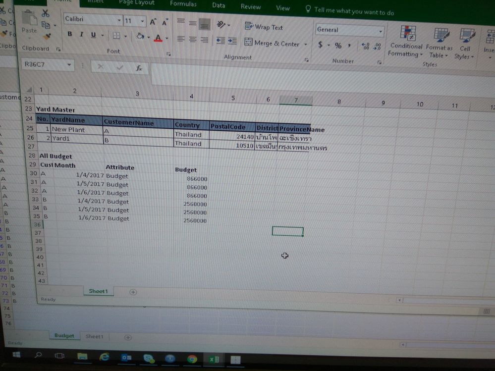 Solved: Manage relationship of 4 tables - Microsoft Power BI Community