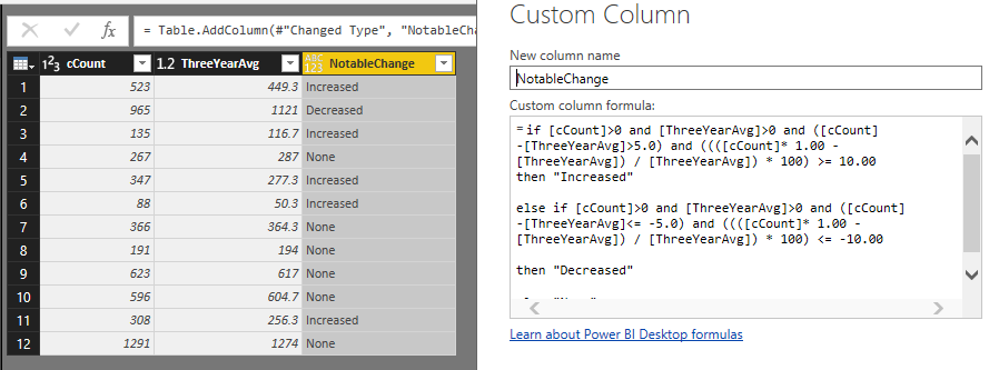 Solved: How to use the CASE statement in Power BI