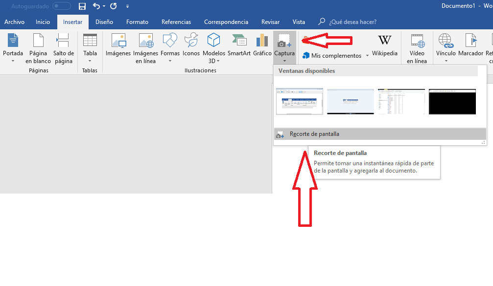 Copying a Visual from Power BI to MS Word/ MS Powe