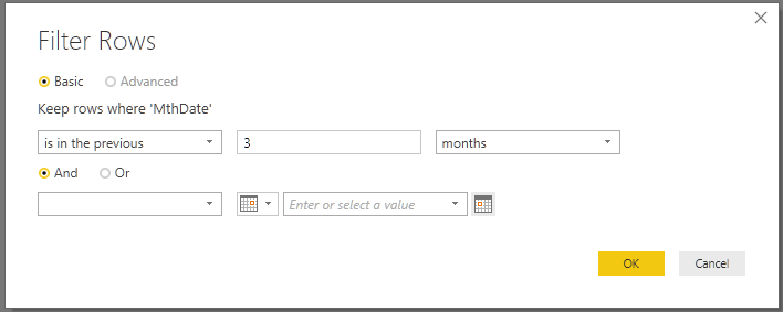 Solved: Dynamic filters on Tables - Microsoft Power BI Community