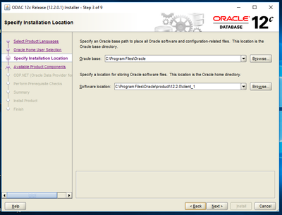 Solved: Power Bi Connect with Oracle Client - Microsoft