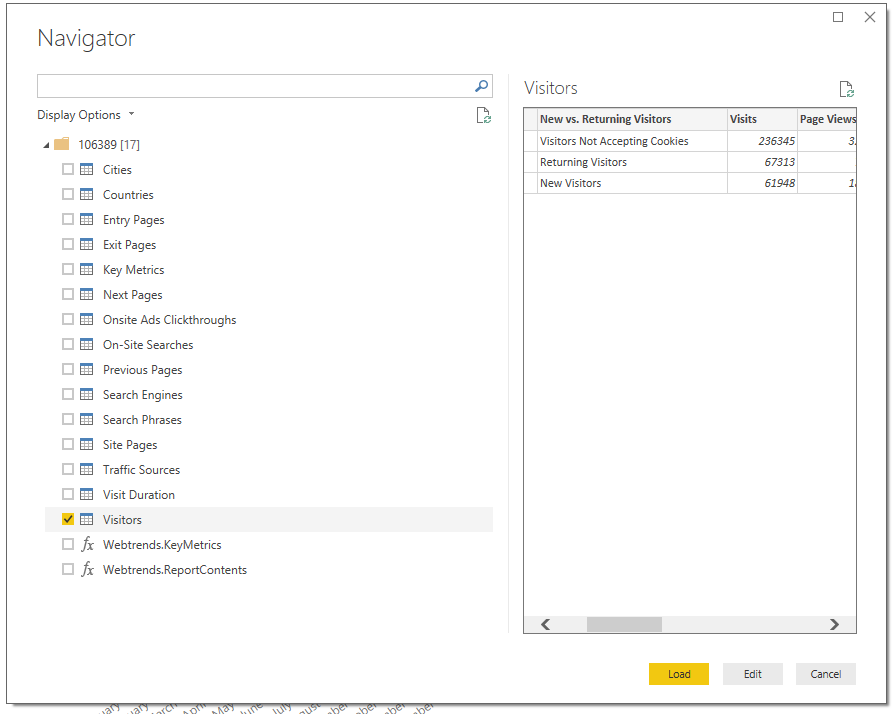Power BI Navigator Webtrends View.png