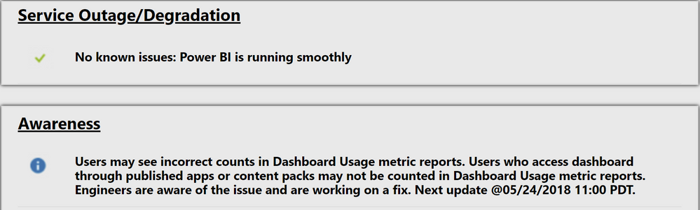 usage metrics not working for office 365 team - Page 2 - Microsoft